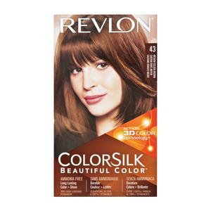 Colorsilk Hair Colour Medium G old Brown 43