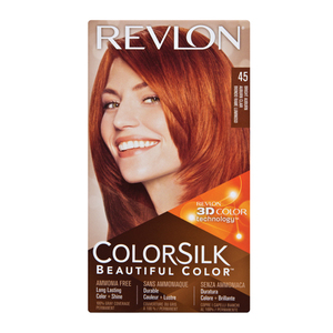 Colorsilk Hair Colour True Auburn 56