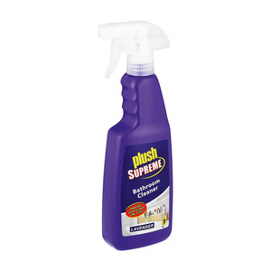 Plush Sup Bathroom Cleaner Lavender 500m
