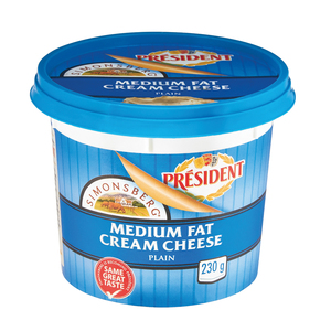 Simonsberg Traditional Cream Cheese 230g