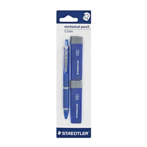 Staedtler 0.5m Mechanical Pencil+leads