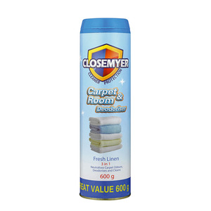 Closemyer Carpet & Room Deo Linen 600g