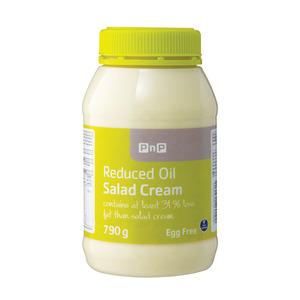 PnP Reduced Oil Salad Cream 790g