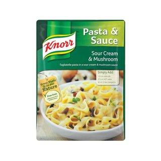 Knorr Pasta & Sauce Sour Cream & Mushroom 128g