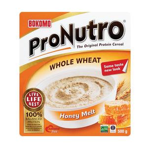 Bokomo Wholewheat Honey Bake Cereal 500g