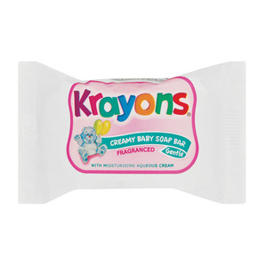 Krayons Baby Soap Aqueous 100g