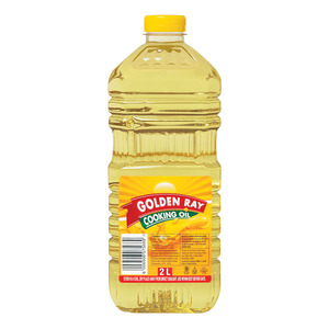 Golden Ray Cooking Oil 2 Litre x 12