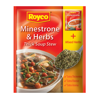 Royco Minestrone And Herbs Soup 50g x 80