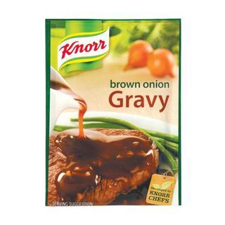 Knorr Instant Gravy Brown Onion 34g