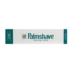 Palmshave Shaving Cream In L ime Tube 75 ML