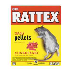 Rattex Deadly Pellets 100g
