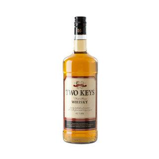 Two Keys Scotch Whisky 1l x 12