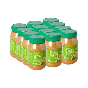 PnP Crunch Peanut Butter 800g x 12