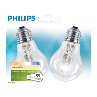 Philips Eco Globe 42w Es Bli2