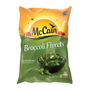 Mccain Broccoli Cuts 1kg