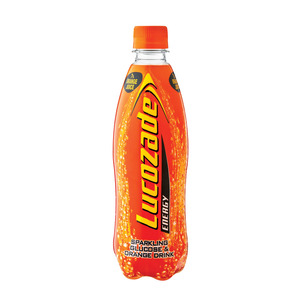 Lucozade Orange 500ml TEST