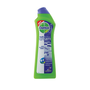 Dettol Multi Surface Cream Cleaner Lavender 750ml