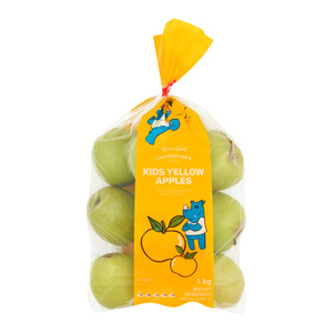 Kids Yellow Apples 1kg