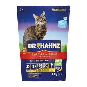 Dr Hahnz Adult Chicken & Beef 1kg