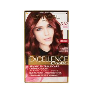 Excellence Creme Perm H/c R/auburn 5.62