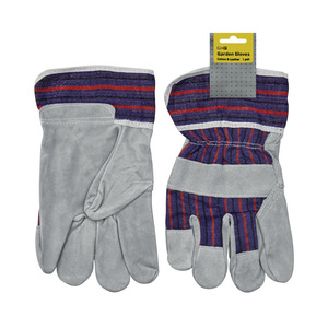 PnP Cotton Leather Gloves