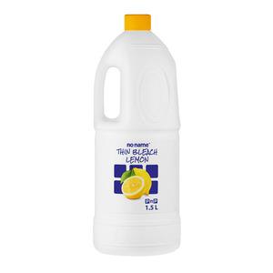 No Name Lemon Scented Bleach 1.5l