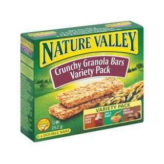 Nature Valley Variety Crunch y Bar Multi Pack 6 x 8
