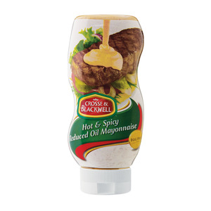 Crosse&blackwell Mayonnaise Hot and Spicy 500ml