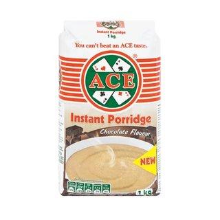 Ace Instant Porridge Chocolate 1kg x 10