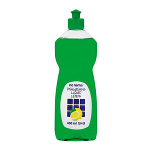 No Name Dishwash Liquid Lemo N 400 Ml