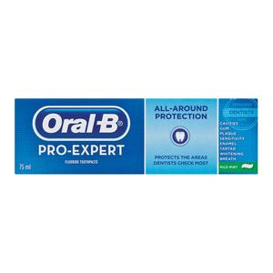 Oral B Pro Expert Toothpaste Mild Mint 75ml