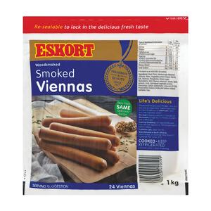 Smoked Viennas 1kg