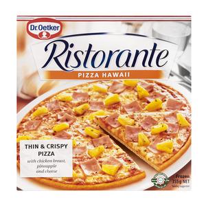 Dr Oetker Ristorante Pizz Hawaiian 355g