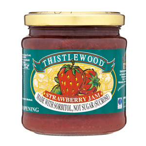Thistlewood Diabetic Strawberry Jam 310gr