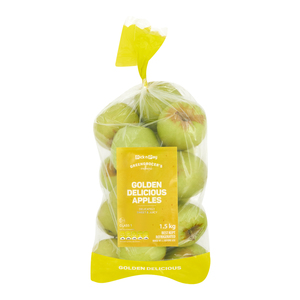 Golden Delicious Apples 1.5kg