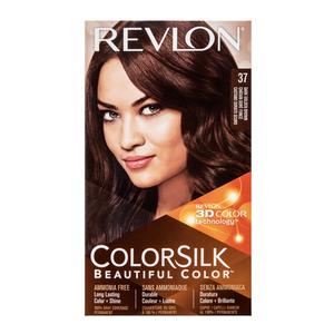 Colorsilk Hair Colour Kit Dark Golden Brown