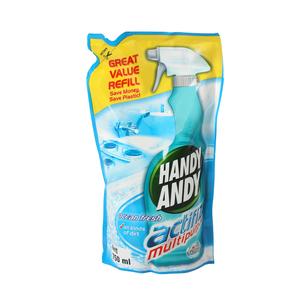 Handy Andy Actifiz Pouch Refill Ocean Fresh 750ml