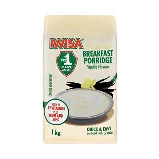 Iwisa Instant Porridge Vanilla 1kg