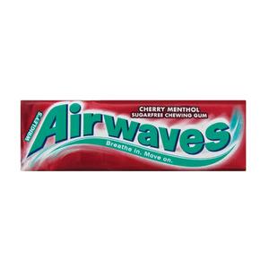 Wrigley's Menthol Cheery Air Waves