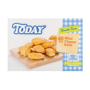Today Frozen Cheese Puffs 40ea