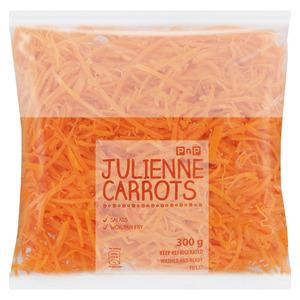 PnP Carrot Julienne 300g