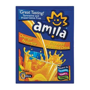 Amila Orange And Naartjie Drink 45g