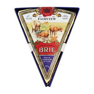 Fairview Traditional Brie 125g