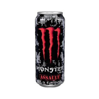 Monster Energy Drink Assault 500ml x 24
