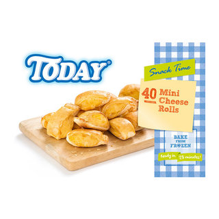 Today Frozen Cheese Puffs 40ea x 12
