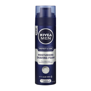 Nivea For Men Moisturising S having Foam 200 ML x 6