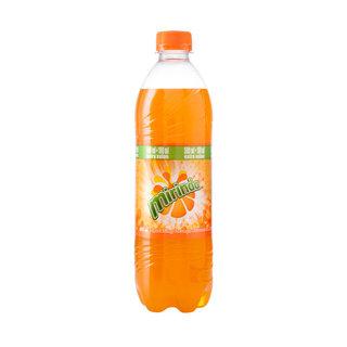 Mirinda Orange Plastic Bottle 600ml