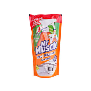 Mr Muscle Kitchen Cleaner Pouch Refill 500ml