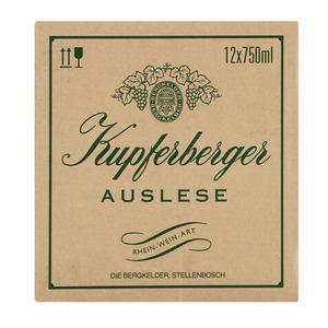 Kupferberger Auslese 750ml x 12