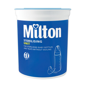 Milton Sterilising Unit